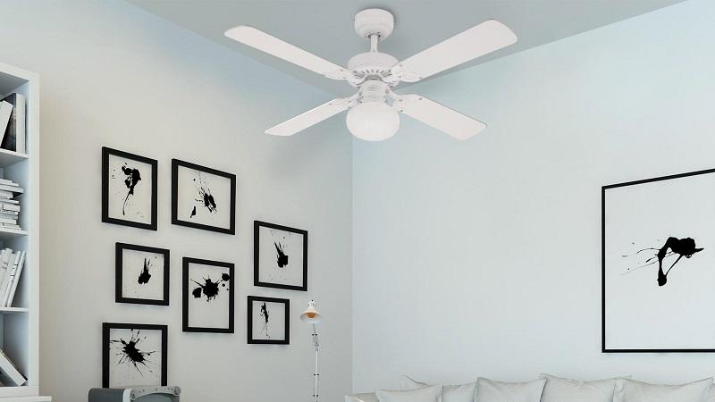 descripcion ventilador de techo Westinghouse Vegas E27