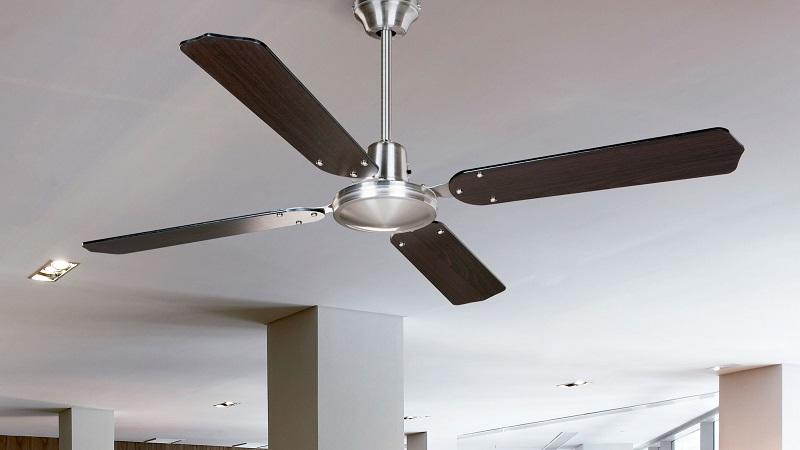 cuanto consume un ventilador de techo