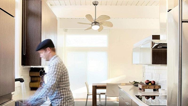 ventilador de techo pequeño ventajas