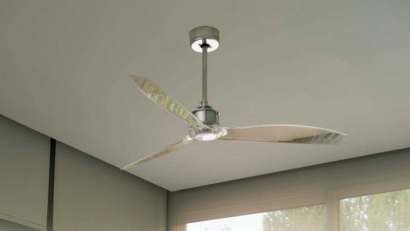 ventilador de techo sin luz como funciona