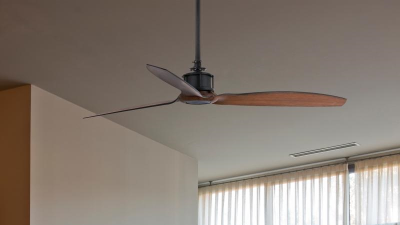 ventilador de techo sin luz opiniones